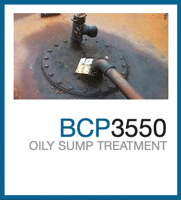 BCP3550™ OILY SUMP TREATMENT