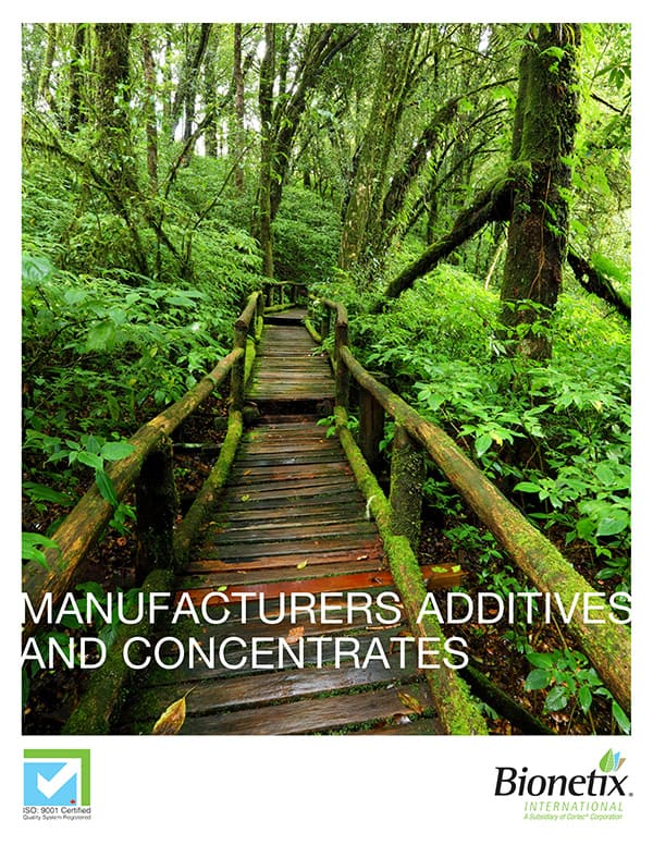 Additives and Concentrates Brochure