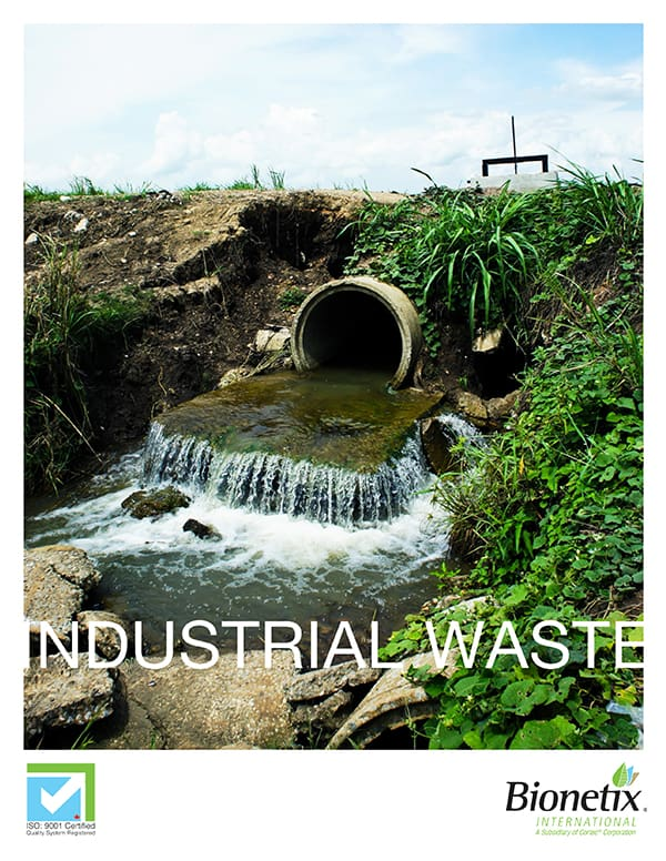 Industrial Waste Brochure